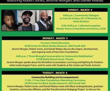 FreeDem Foundations Featuring Robert Jones Jerome Morgan And - Free dem